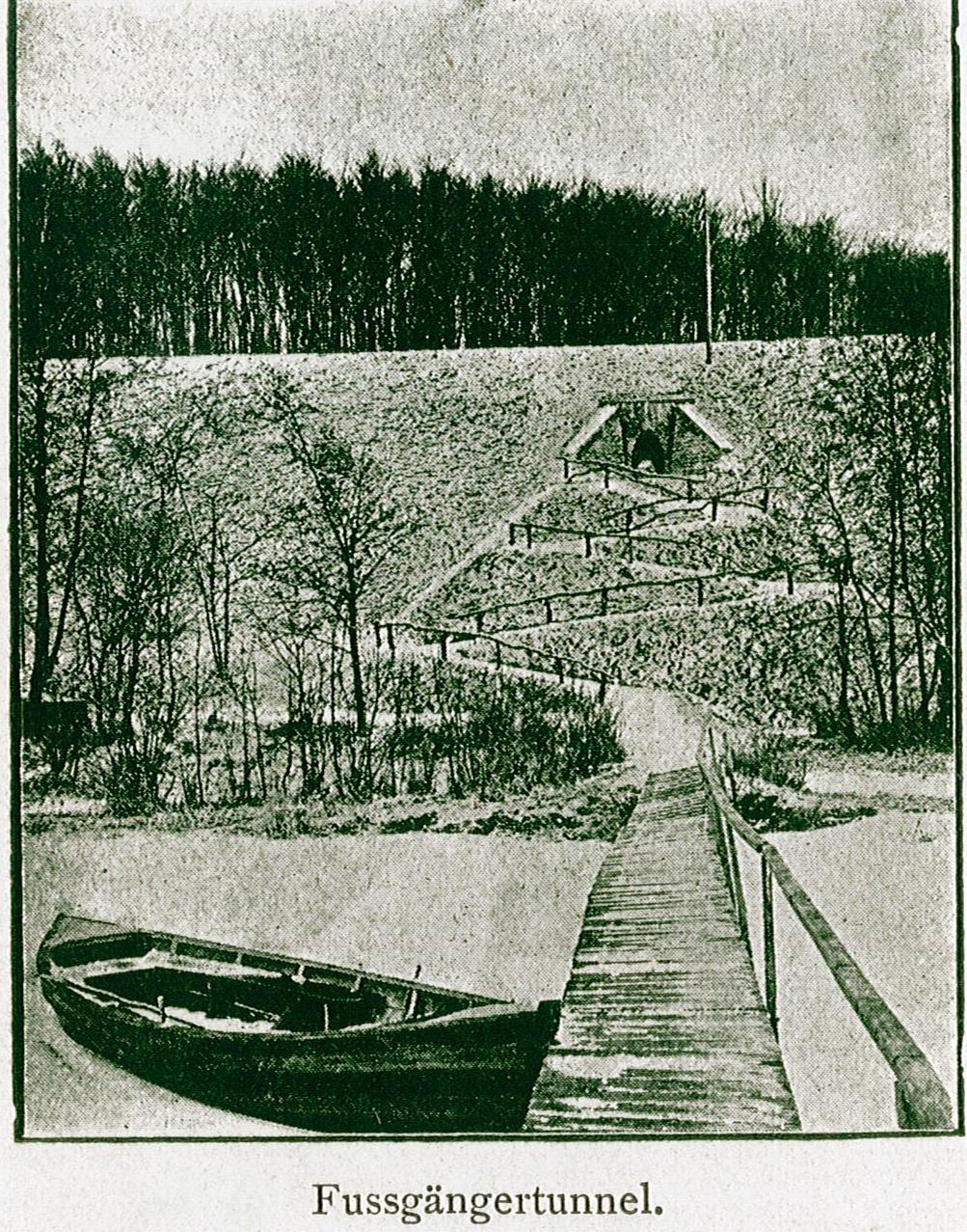 Eiertunnel 1900